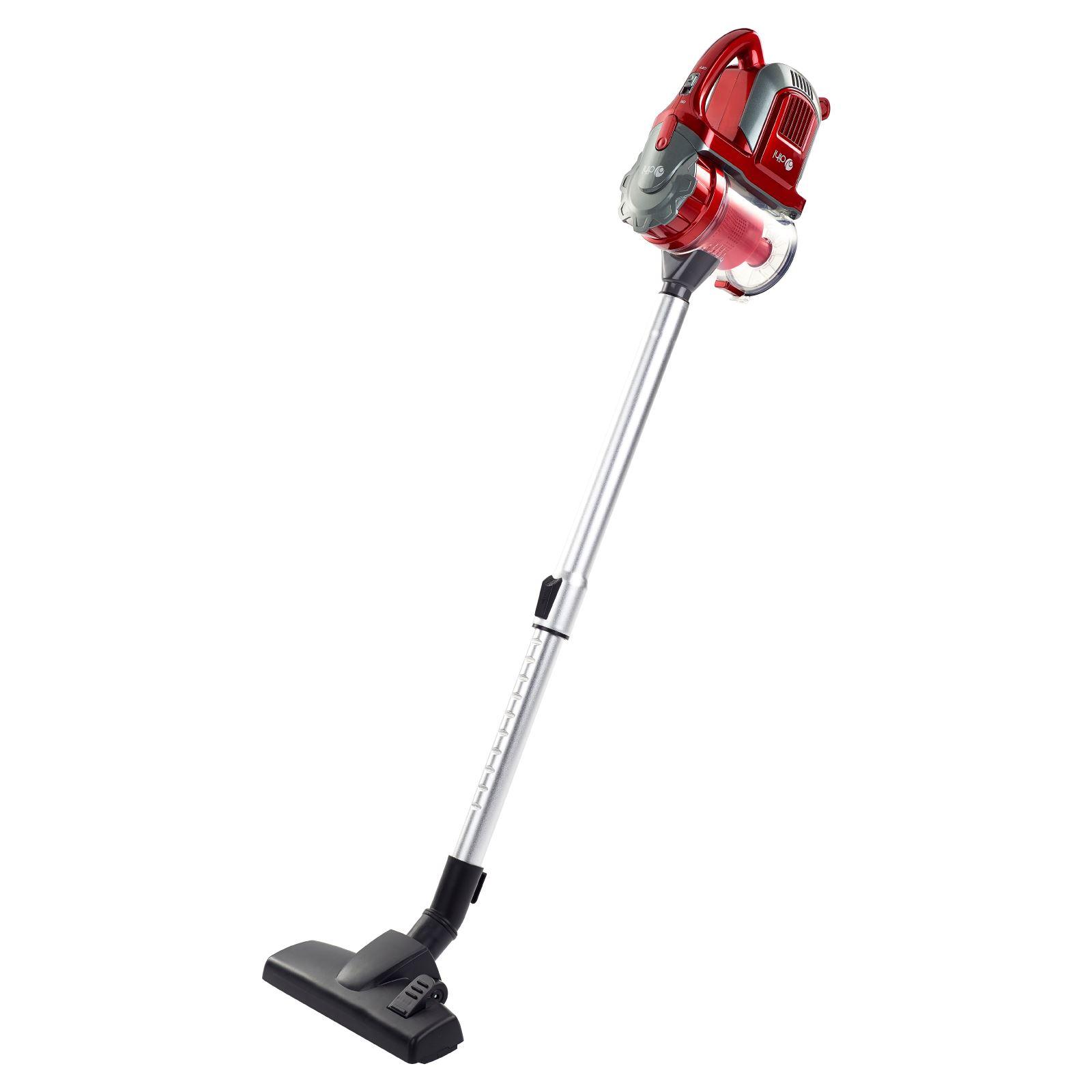 dihl cordless 130w handheld vacuum cleaner rechargeable 21 6v stick vac bagless. Black Bedroom Furniture Sets. Home Design Ideas