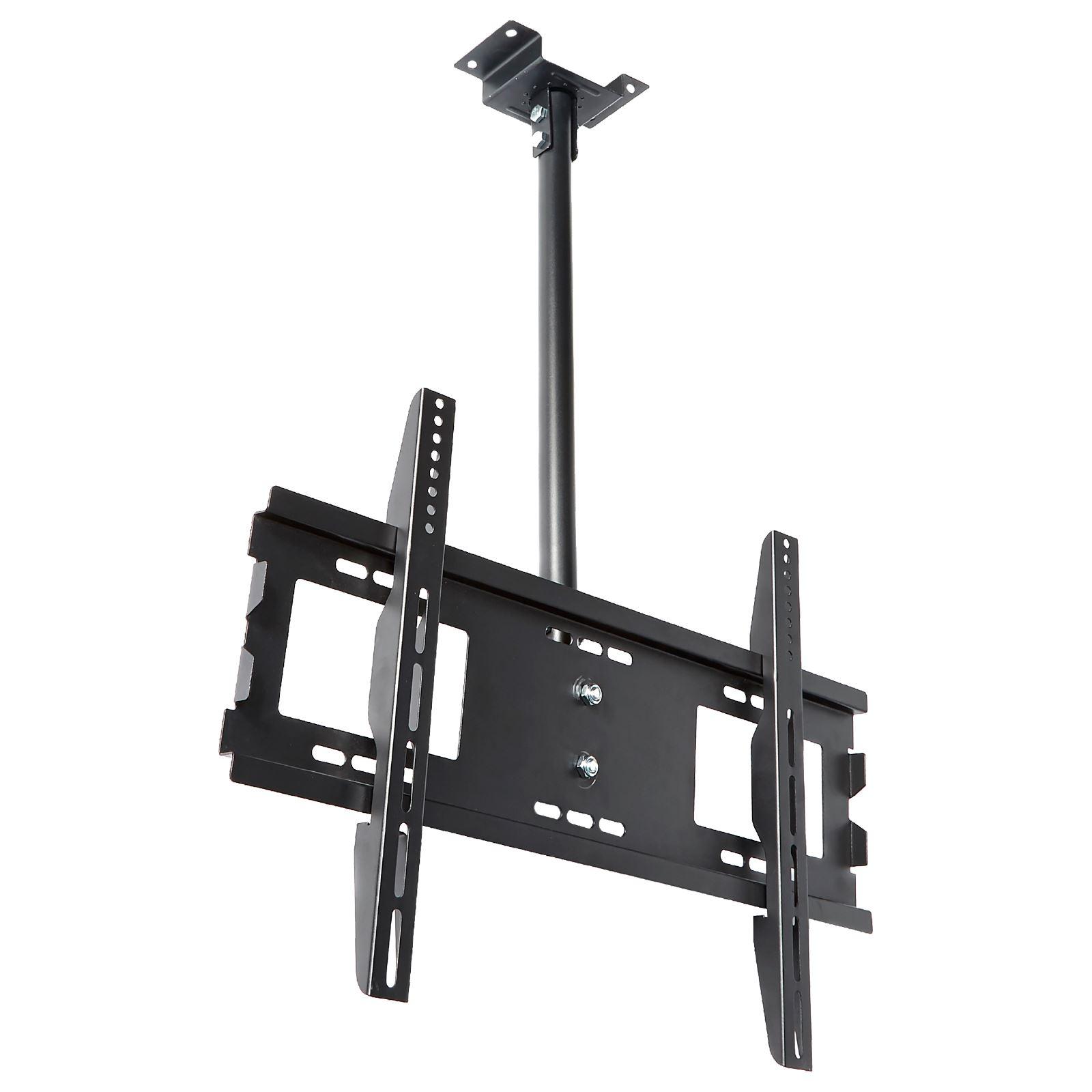 tilt fixed wall tv bracket mount lcd led slim 26 32 40 42 46 48 50 55 60 65 70 ebay. Black Bedroom Furniture Sets. Home Design Ideas