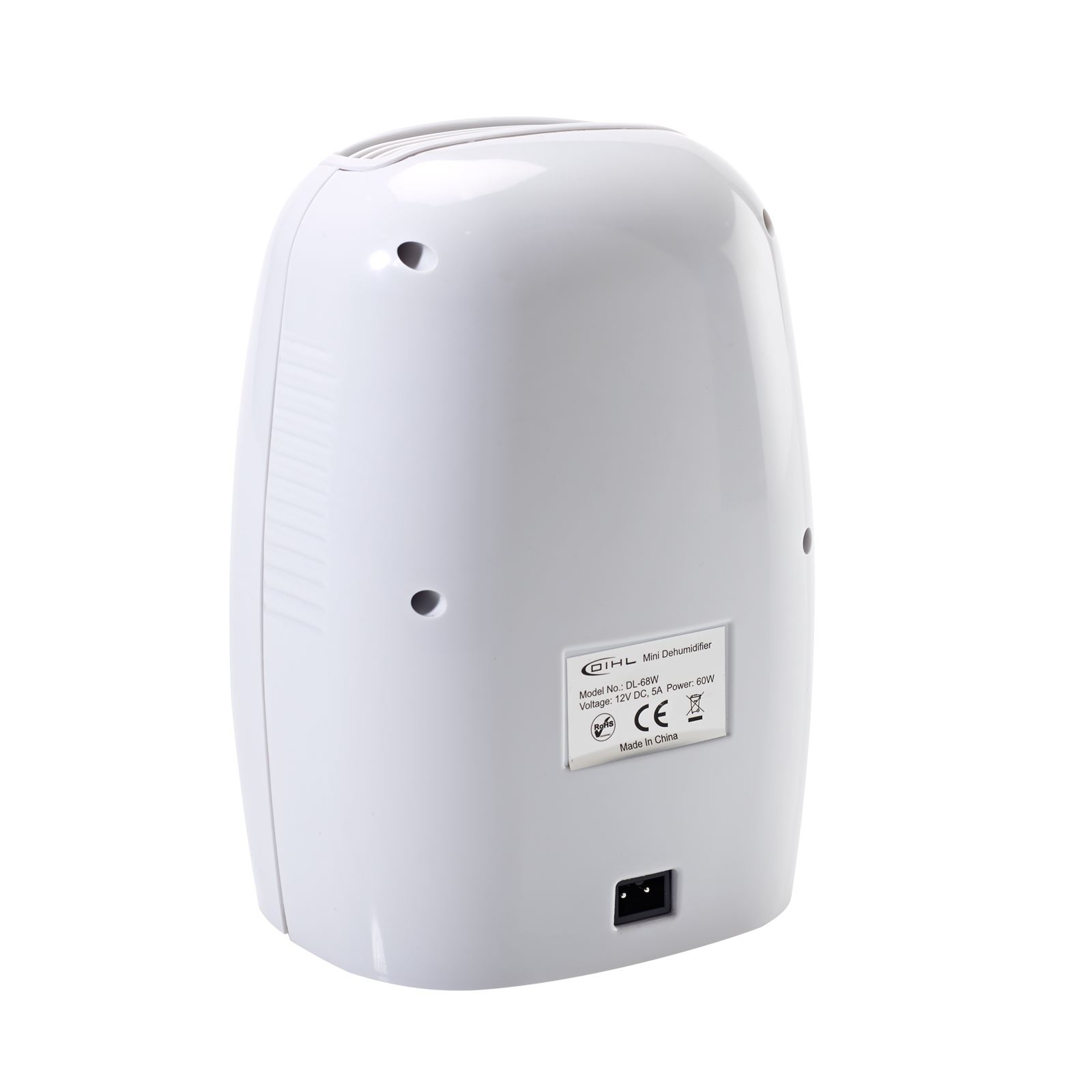 Dihl Mini Small Air Dehumidifier Home Bedroom Kitchen Bathroom Car #5D5D6E