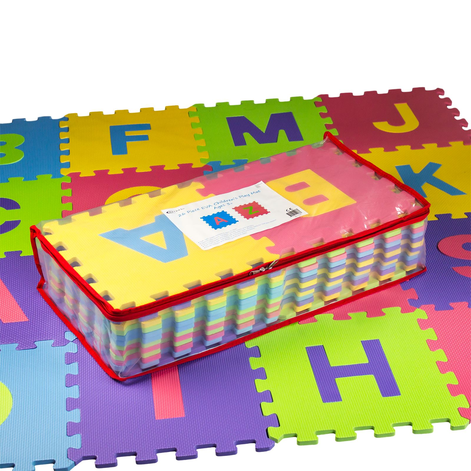 30cm X 30cm Childrens Babies Soft Eva Foam Play Mat