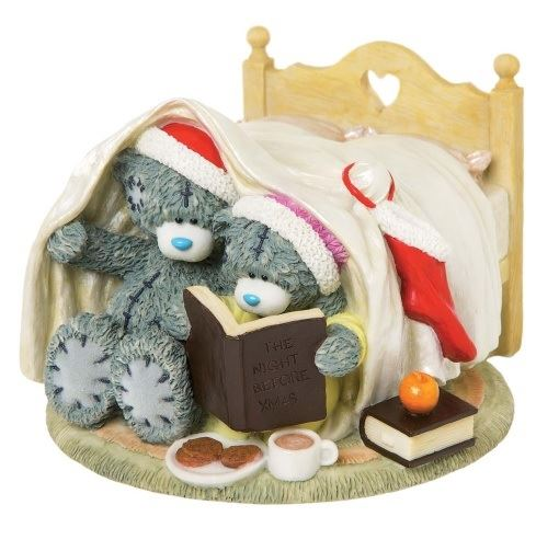 Me to you christmas decoration selection 2015 figurines for Bear decorations for home