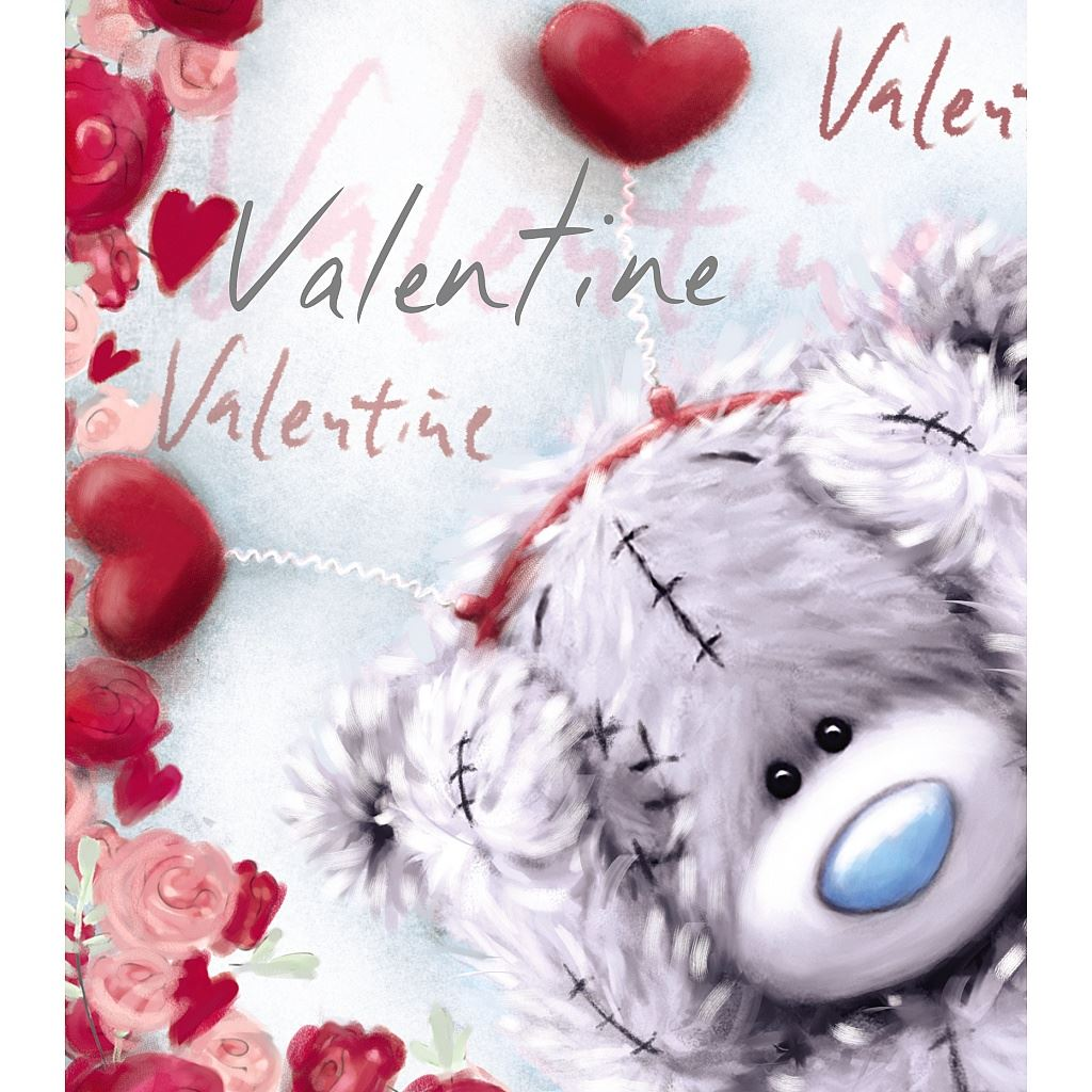 Me to You Valentines Day Cards 2017 Selection Tatty Teddy Bear – Teddy Bear Valentines Day Card