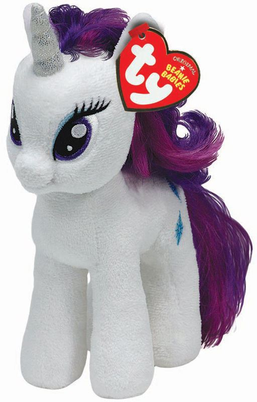 "My Little Pony 10-27"" Large TY Beanies Soft Plush - Choose Your Favourite Plush"