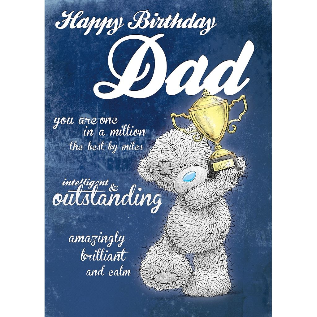 Me To You Mum & Dad Birthday Cards Parents Card Selection Tatty Teddy
