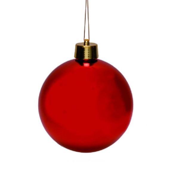 Outdoor large christmas bauble x 2 3 colours 15cm in for Large christmas baubles for outside