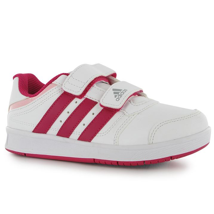 adidas Kids Trainers 5 CF Girls Training Shoe Casual Sports Shoes Footwear