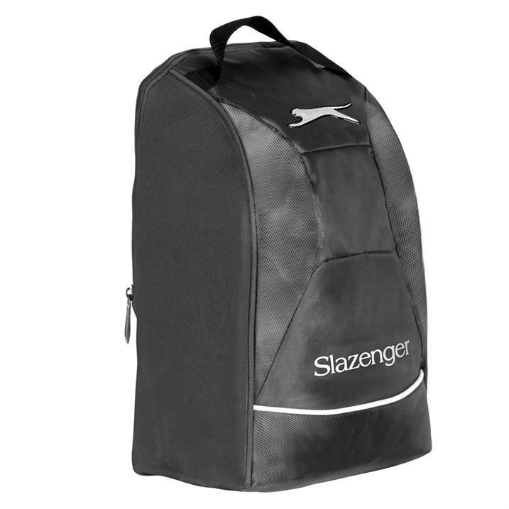 Image Is Loading Slazenger Shoe Boot Bag Gym Sports Travel