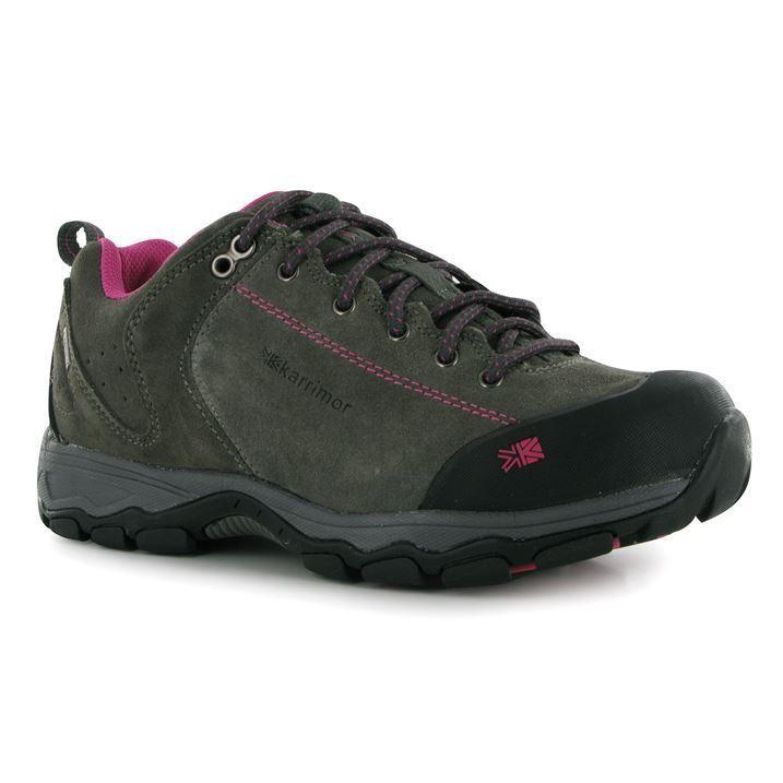 karrimor womens dales low walking shoes trekking