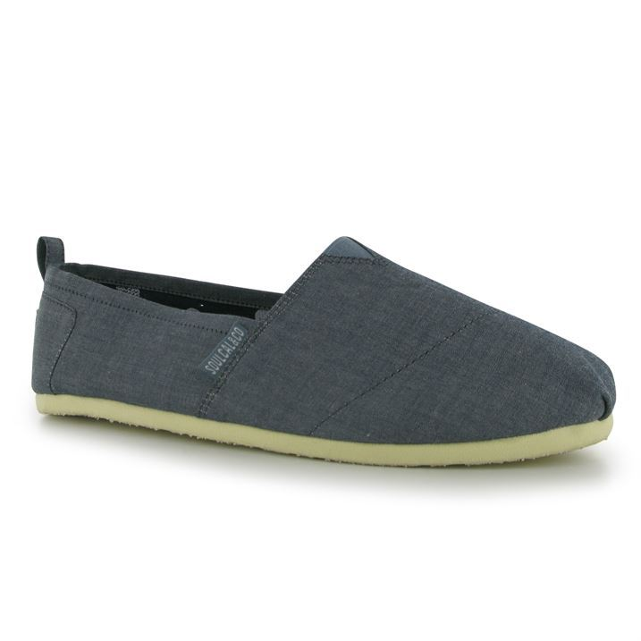 Soulcal Long Beach Canvas Shoes Mens