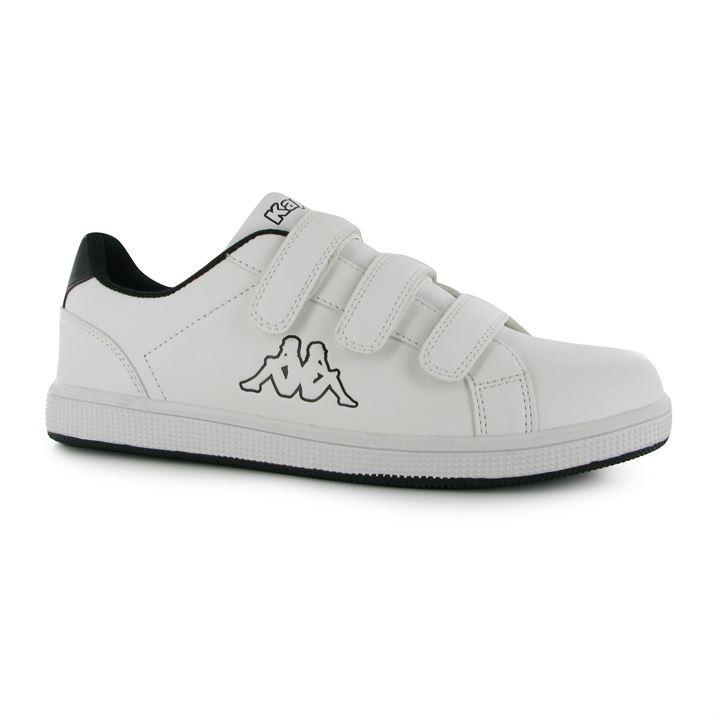 kappa mens gents maresas 2 trainers shoes 3 velcro