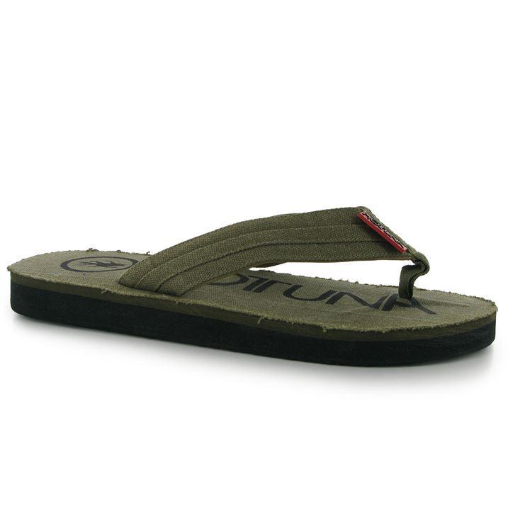 hot tuna mens beach pool rib flip flops shoes sandals bottle cap opener in sole ebay. Black Bedroom Furniture Sets. Home Design Ideas