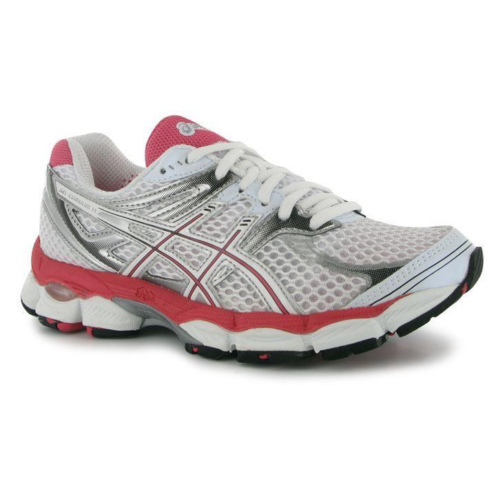 asics gel cumulus 14 running shoes ladies