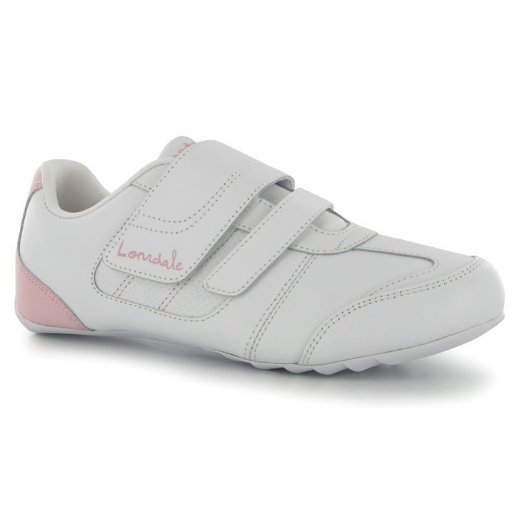 92ae28f3533d Dek WOMENS LADIES VELCRO TRAINERS TRAINING SHOES WHITE SIZE UK £ - £ Prime.  out