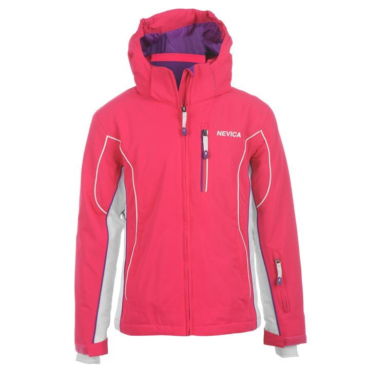 Our kids ski wear features bright and bold ski jackets and salopettes with a full hierarchy of technical features to keep them safe, warm and protected on the slopes. Shop our ski wear for children featuring styles and sizes for both girls and boys.
