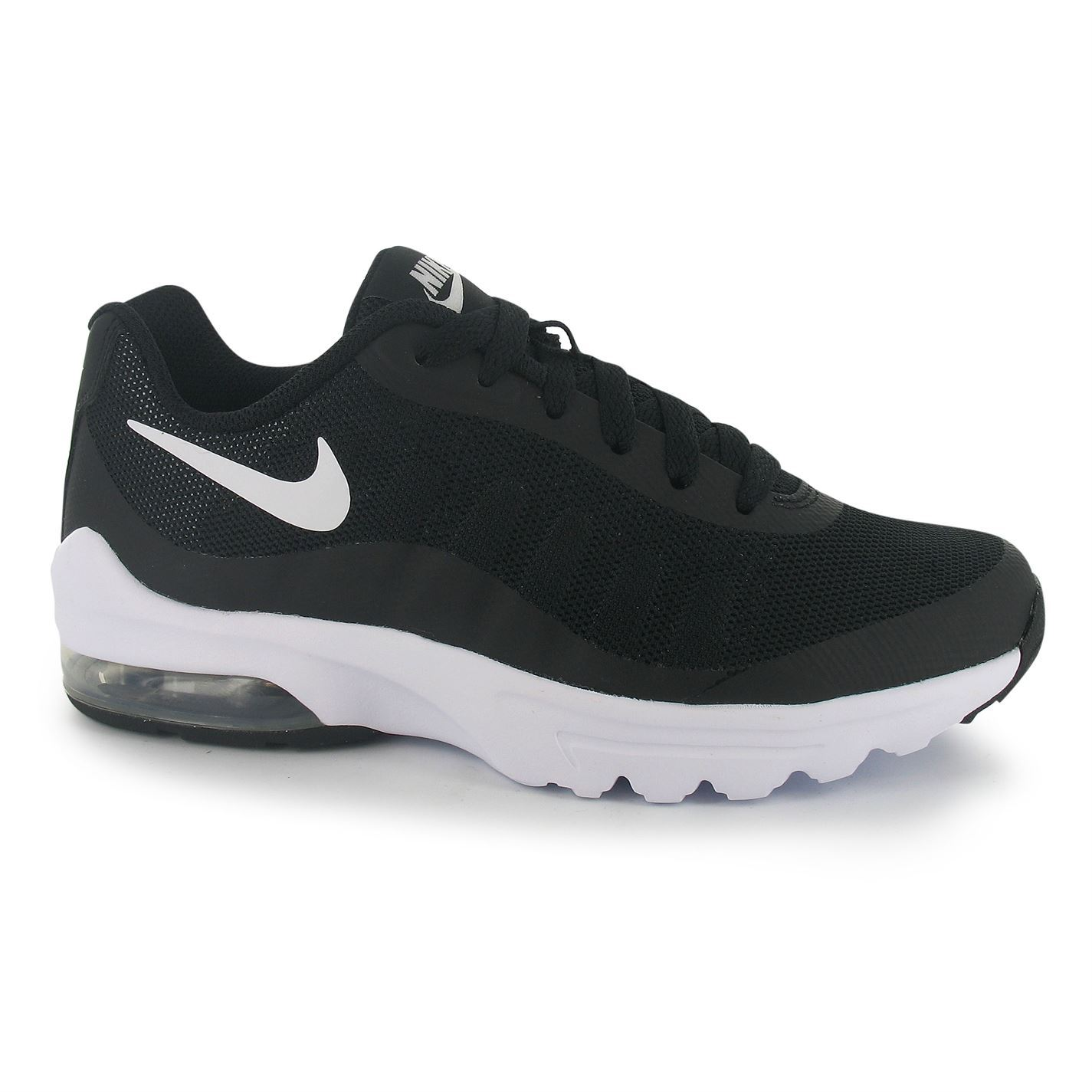 Nike Kids Air Max Invigor Junior Trainers Running Shoes Run Sport Lace