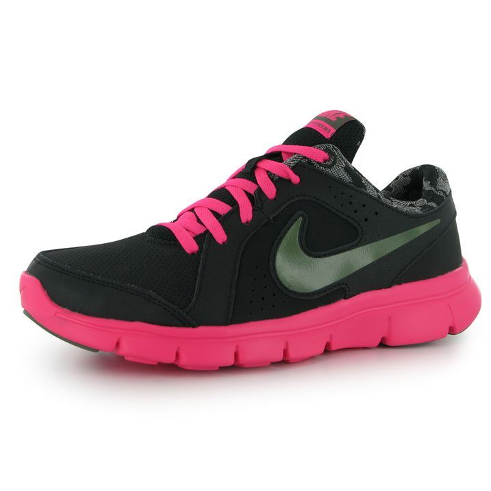 Nike Kids Flex Experience Junior Girls Running Shoes Trainers