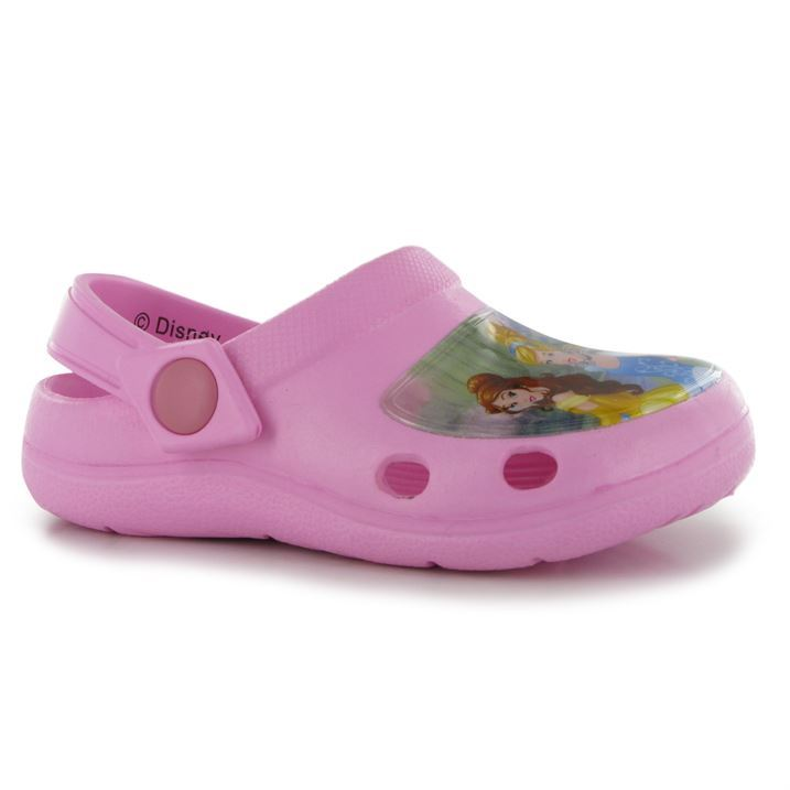 character childrens clogs sandals summer shoes slip