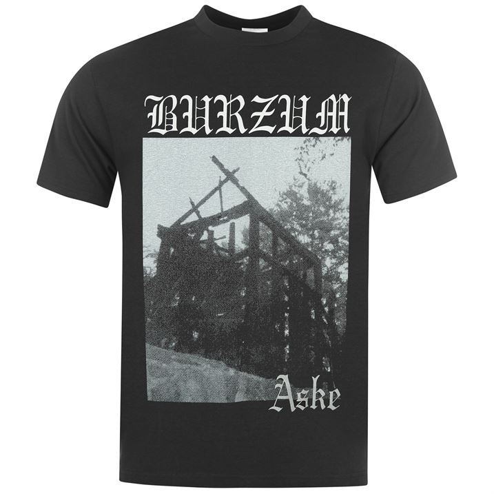 The gallery for --> Burzum Aske Shirt