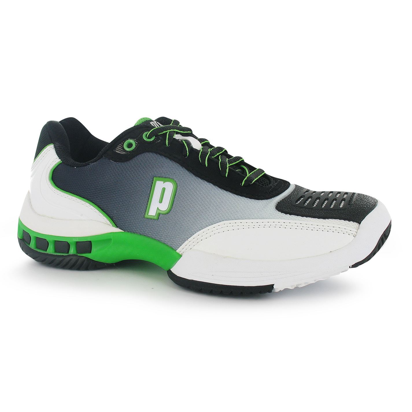 prince mens rebel 2 trainers sport shoes lace up