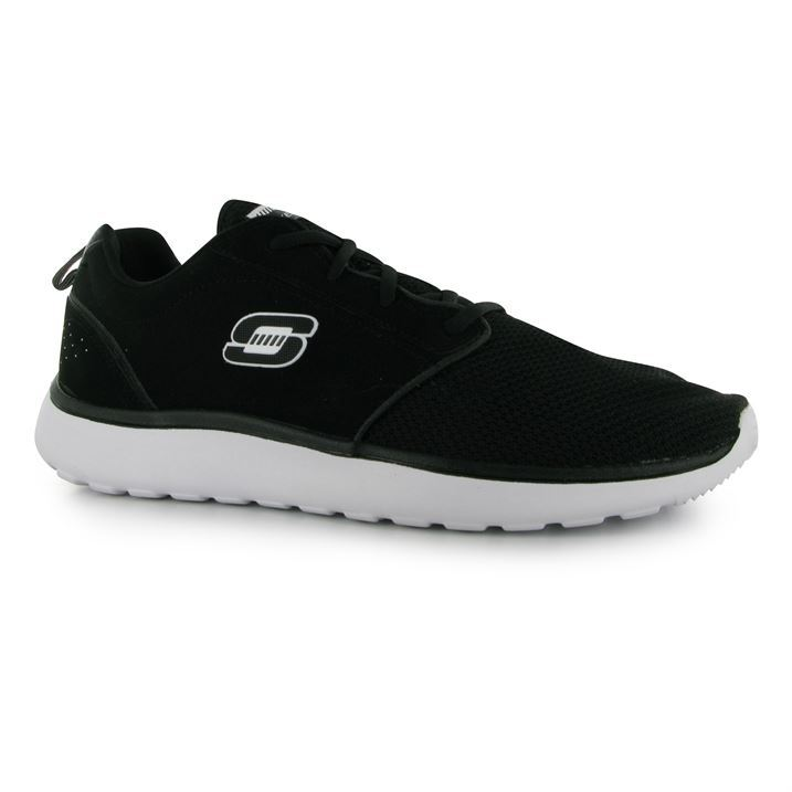 skechers mens gents counterpart trainers fitness sports