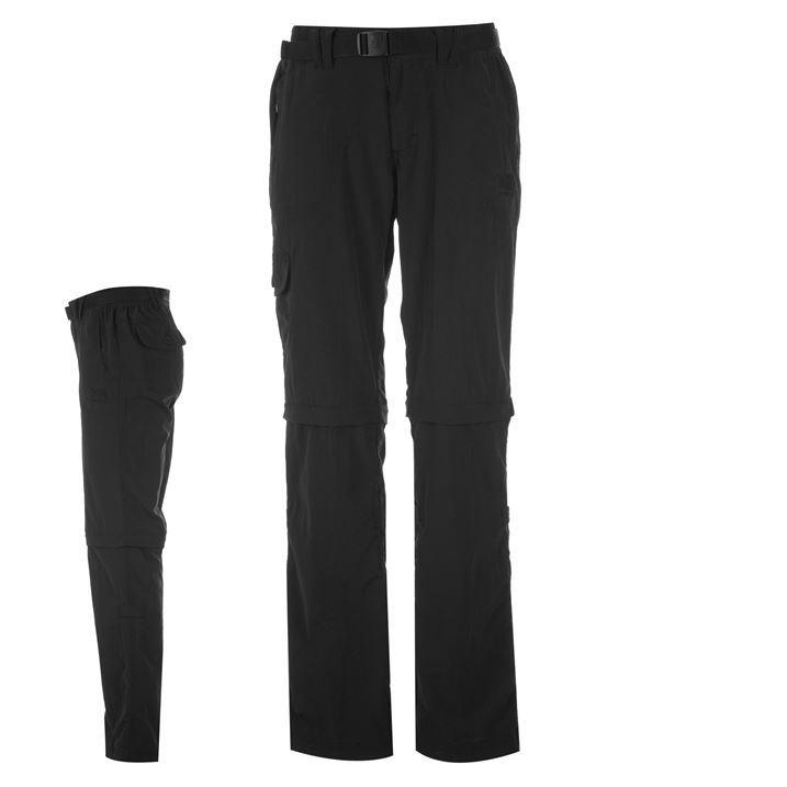 Karrimor Womens Aspen Hiking Walking Convertible Trousers Pants
