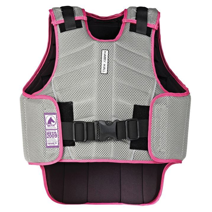 Harry Hall Zeus Childrens Body Protector Equestrian Rider ...