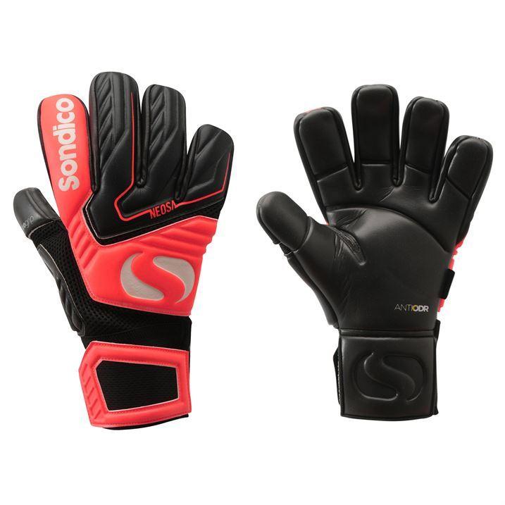 Sondico Mens Neosa Goalkeepers Gloves Sport Football ...