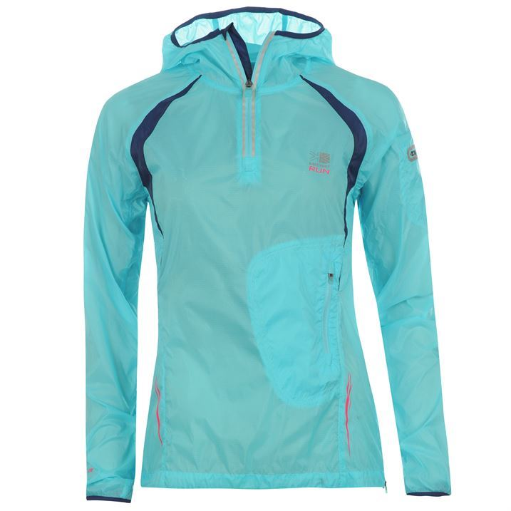 Karrimor Womens Xlite Light Weight Jacket Ladies Hooded ...
