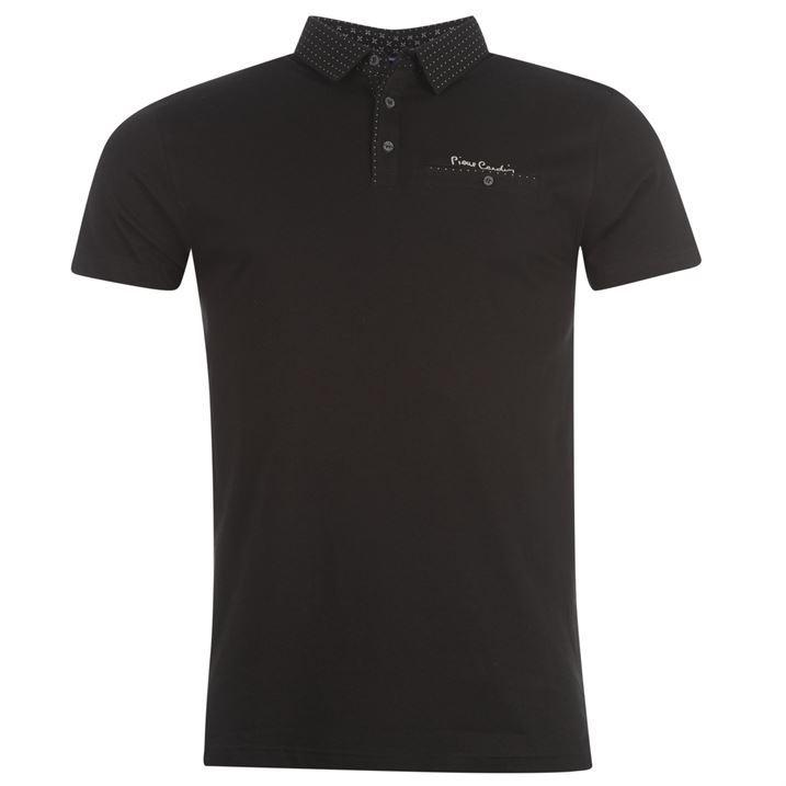 pierre cardin mens jersey polo shirt short sleeve t shirt. Black Bedroom Furniture Sets. Home Design Ideas