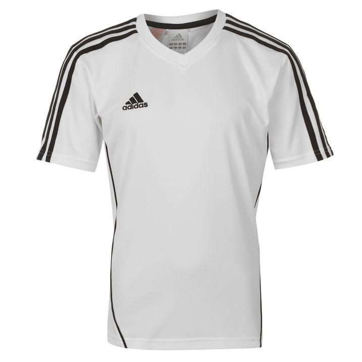 adidas V-neck jersey dL6xWTY