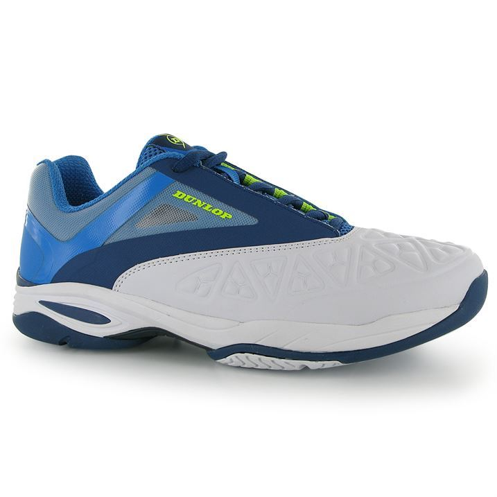 dunlop mens flash team comfortable tennis shoes