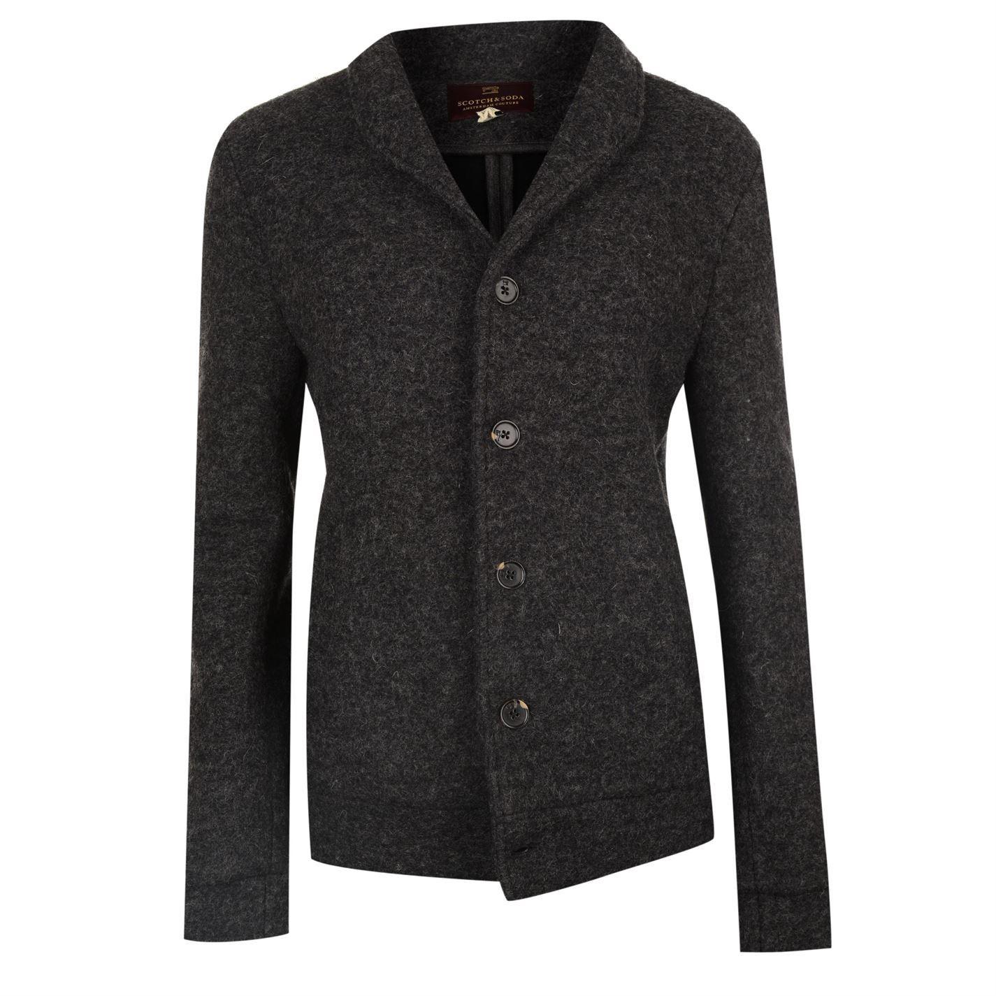 scotch and soda kids junior boys vest brushed jacket long. Black Bedroom Furniture Sets. Home Design Ideas