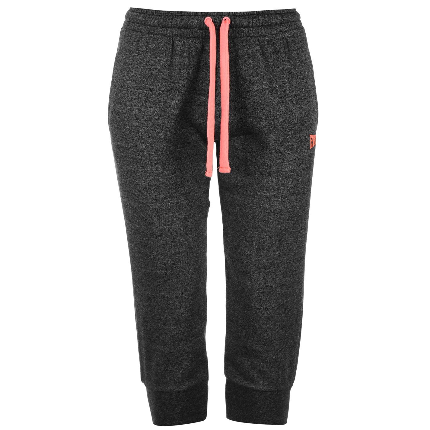 Wonderful  Quarter Interlock Pants Womens These LA Gear Three Quarter Interlock Pants Are Ideal For Relaxing Or Training In Comfort Thanks To Their Elasticated Waistband With Internal Drawstring Fastening And Three Quarter Length Legs With