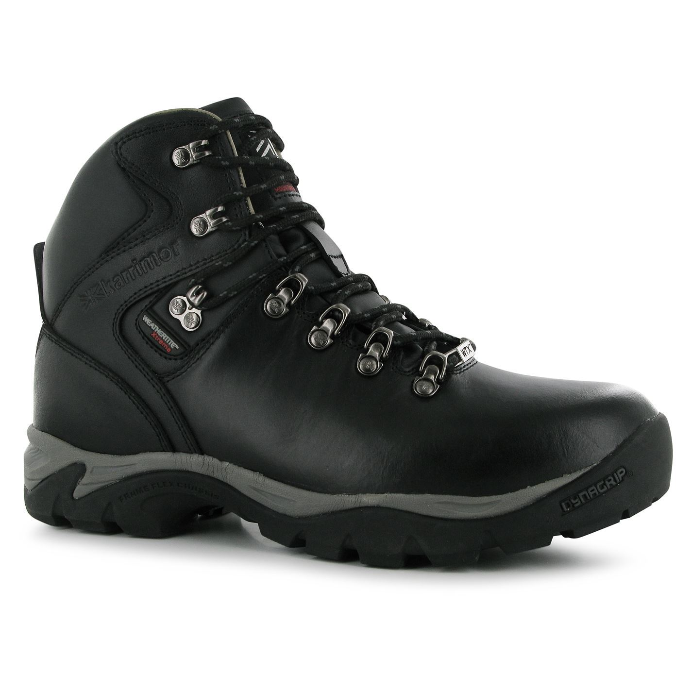 karrimor skido walking waterproof leather boots lace up