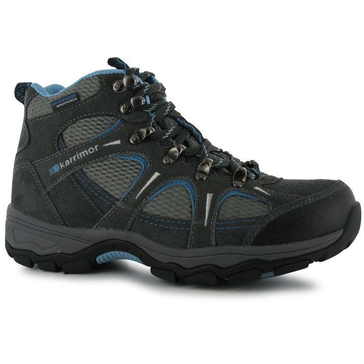 karrimor womens mount mid walking boots waterproof