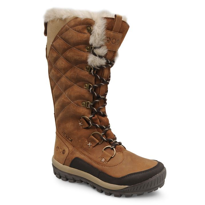 Brilliant  Women39s Lace Up Waterproof Quilted Mid Calf Weather Snow Boots  EBay