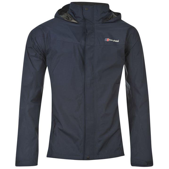 Berghaus Mens Paclite Jacket Pack Away Hood Lightweight
