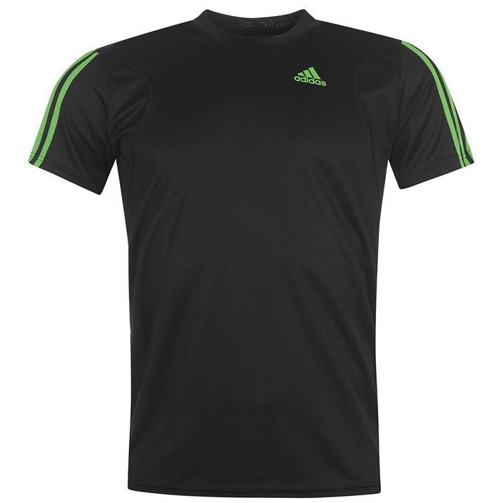 Adidas Running Logo Adidas Mens qr Event Running