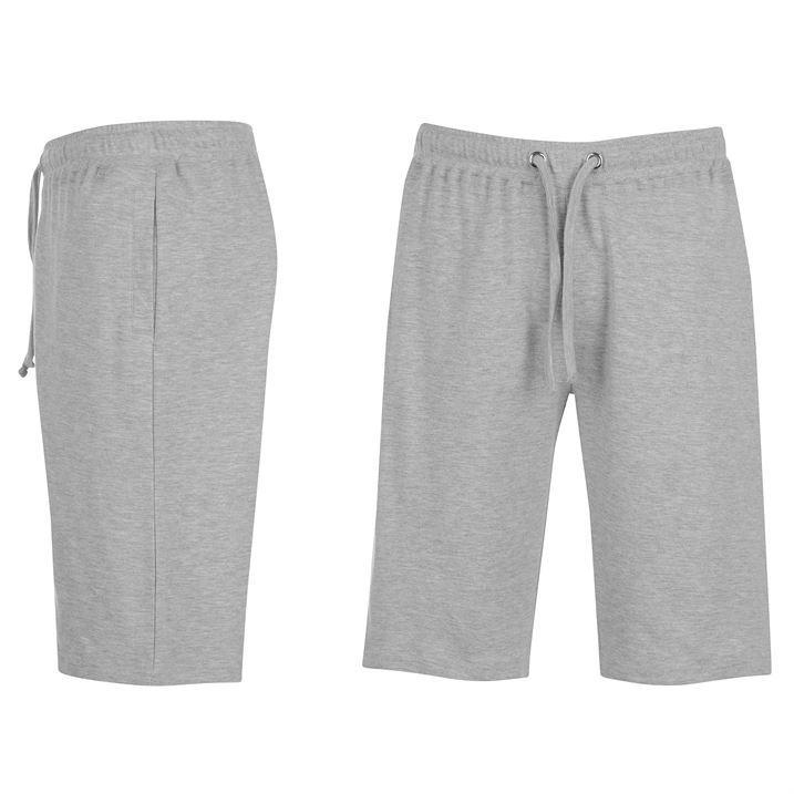 Miss Fiori Womens Long Shorts Elasticated Casual Plain Design ...