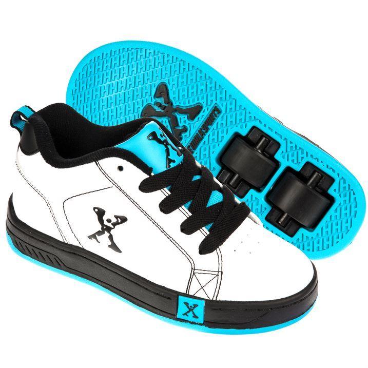 Sidewalk Kids Sport Lane Jnr50 Roller Skate Shoes Boys Lace Up ...
