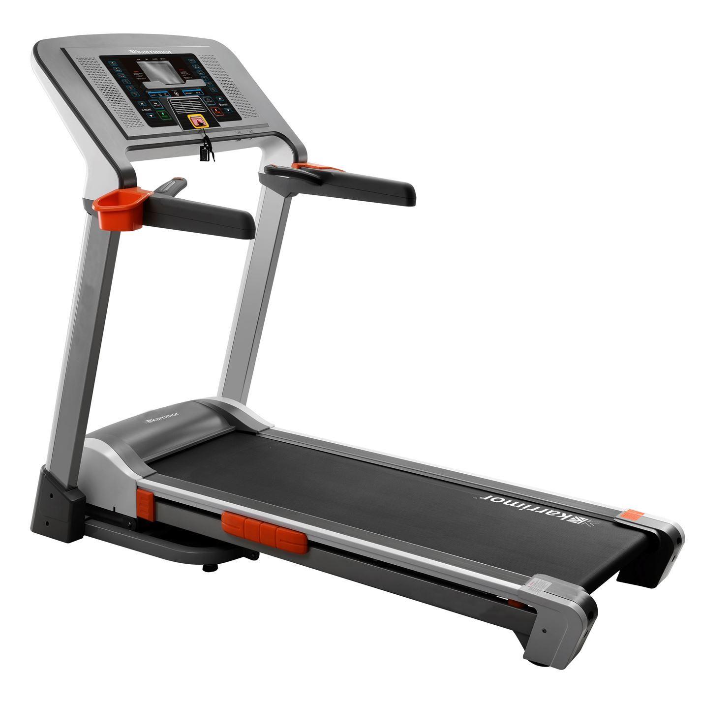 Karrimor Unisex Excel 2 Treadmill Electric Folding Running