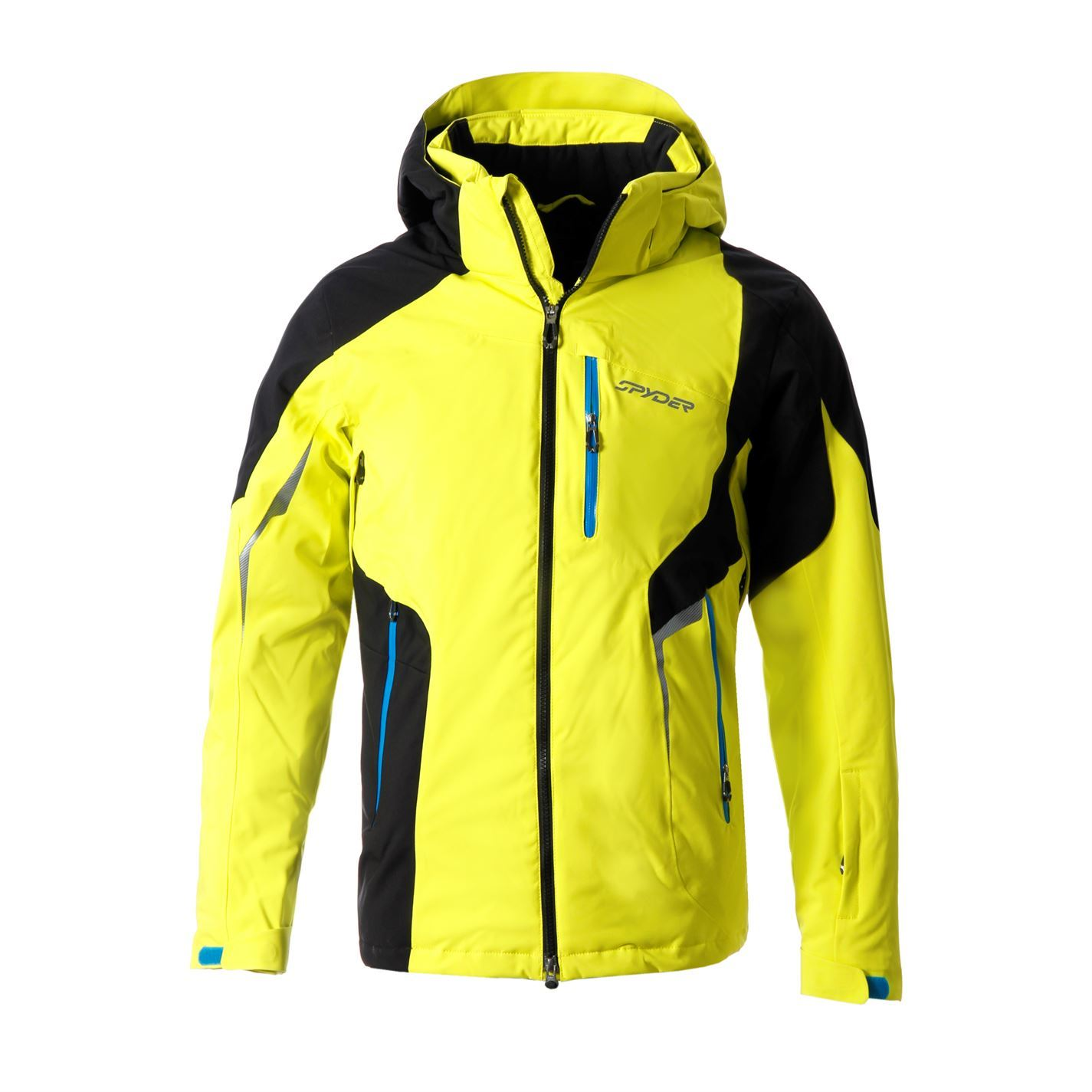 Spyder Mens Ember Ski Jacket Coat Top Winter Sports ...