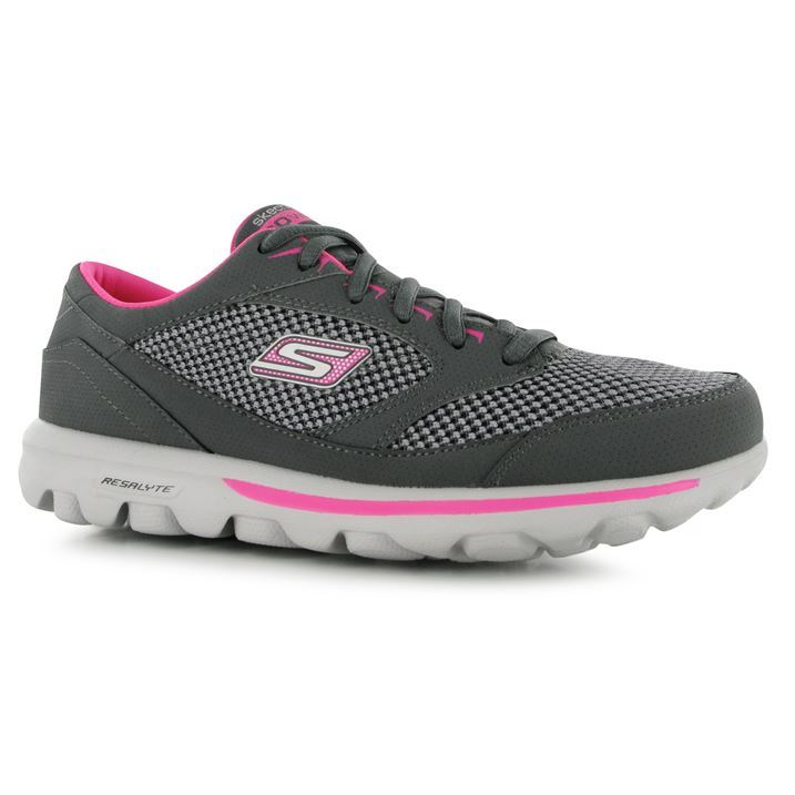 skechers womens go walk form fit trainers