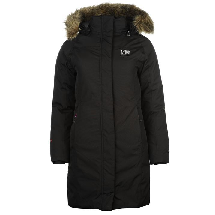 Karrimor Womens Igloo Parka Jacket Waterproof Windproof ...