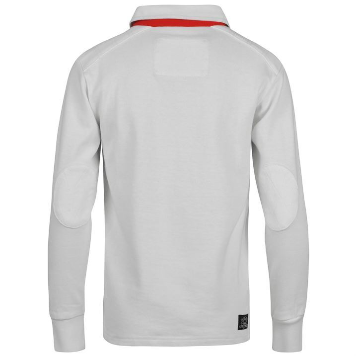 International-Rugby-Long-Sleeved-Classic-Polo-Shirt-Cotton-Top