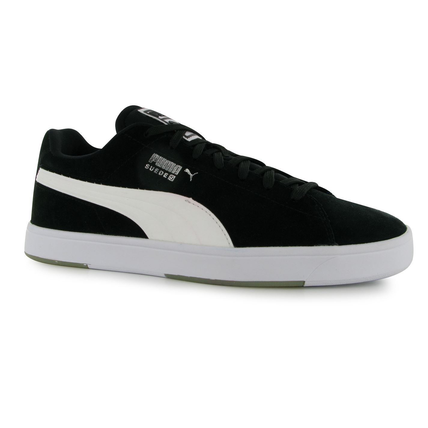 puma suede s junior boys trainers kids ebay. Black Bedroom Furniture Sets. Home Design Ideas