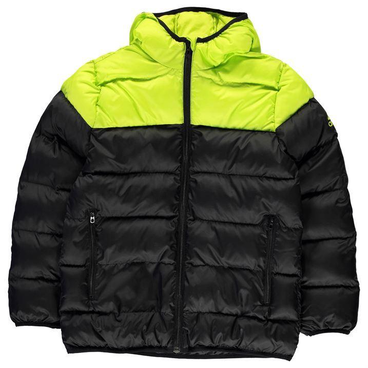 adidas coats junior