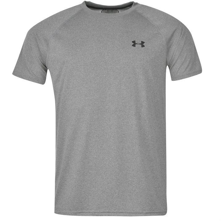 Under Armour Mens Tech SS T Shirt Tee Top Short Sleeve Crew Neck