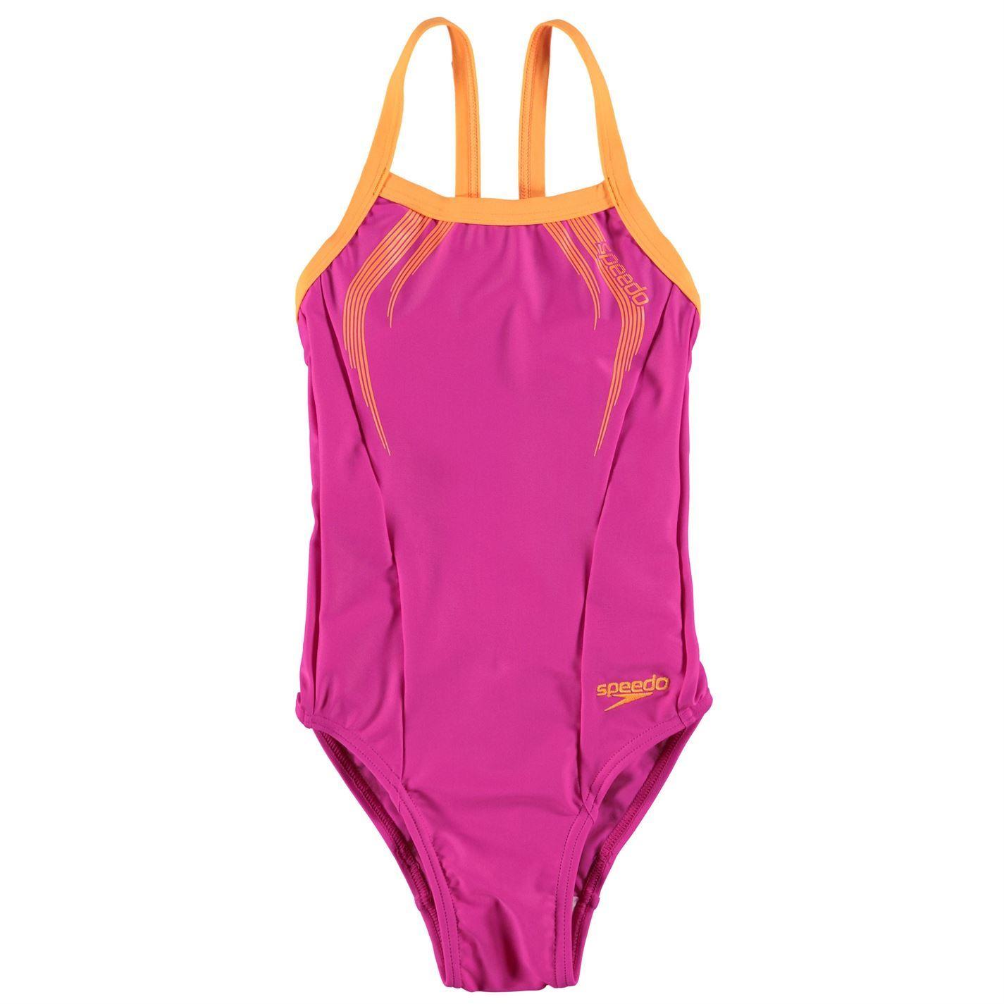 Speedo Kids Logo Tsrp GJn Swimwear Swimsuits Beach Pool ...