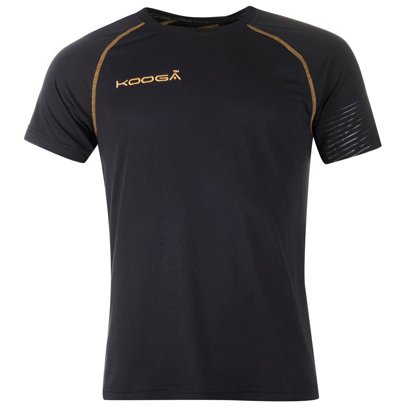 Kooga Kids Dri Lite T Shirt Juniors Boys Short Sleeve